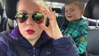 Vlog #5 /детские занятия дома, немного еды/