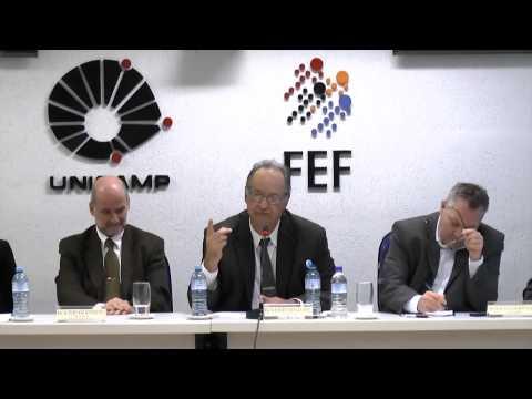 Comemoração dos 30 anos FEF/UNICAMP