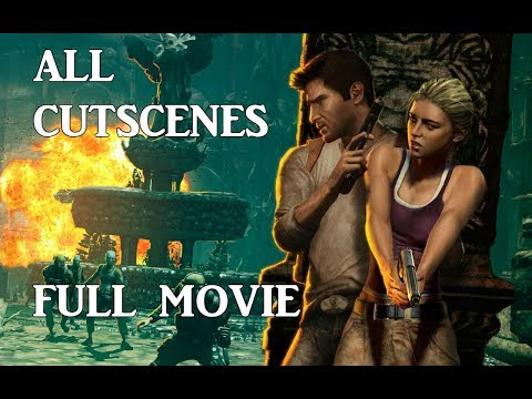Uncharted 1 Drake S Fortune Remastered Complete Movie Hd Youtube