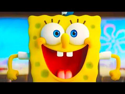 Губка Боб Квадратные Штаны #1 мультик игра для детей Детский летсплей на СПТВ Sponge Bob Nintendo