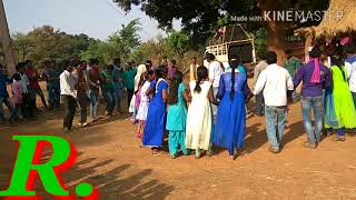 Shadi dance salamali Jashpur Chhattisgarh 2017
