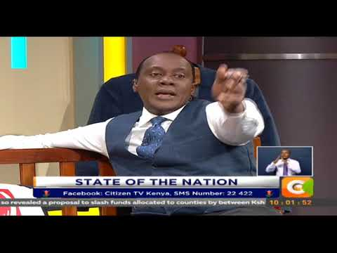 JKL | State Of The Nation, with Barrack Muluka and PLO Lumumba [Part 1] #JKLive