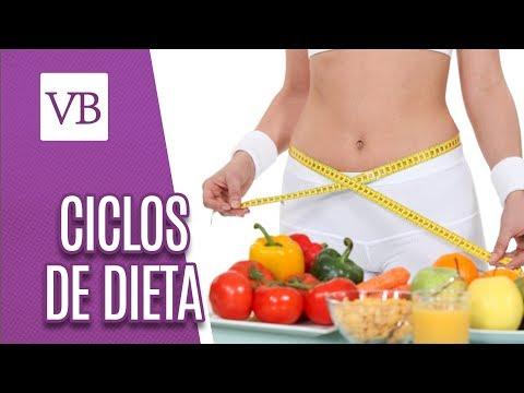 Como Fazer Ciclos de Dieta Para Perder Peso - Você Bonita (30/05/18)