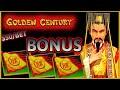 HIGH LIMIT Dragon Cash Link Golden Century ~ $50 Bonus Round Slot Machine Casino