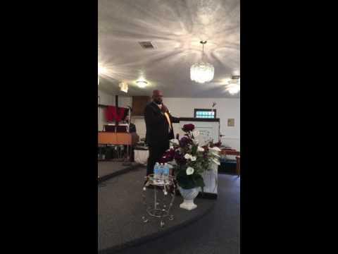 Pastor T. E. Jones The Characteristics Of A Good Godly Man Palms 37:23-26