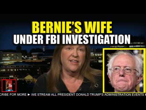 CROOKED: Bernie Sanders and wife hire lawyers amid FBI probe!!