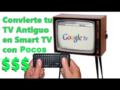 Transformar un TV Antiguo en Smart TV con pocos $$$ | RodrIvan