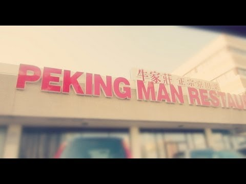 PEKING DUCK from a PEKING MAN ~ JULY 20 2013 DAILY VLOG