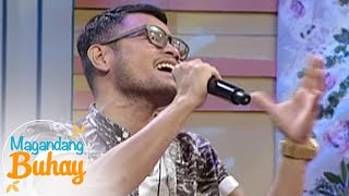 "Magandang Buhay: Bugoy Drilon sings ""One Day"""