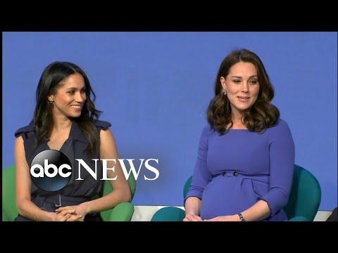 Inside Meghan Markle and Princess Kate's friendship