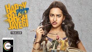 Happy Phirr Bhag Jayegi Full Movie | Sonakshi Sinha, Jimmy Shergill, Diana Penty | Streaming Now