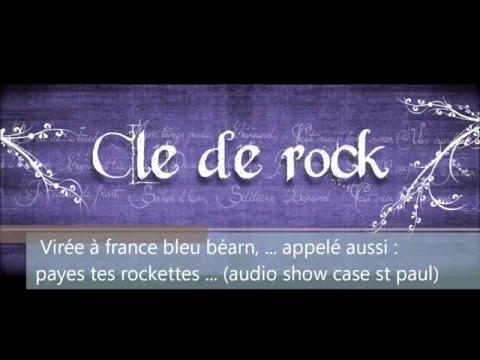 Cle de rock à France bleu Béarn