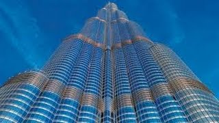 Burj Khalifa At the Top Dubai | 124th Floor | Emaar Project !