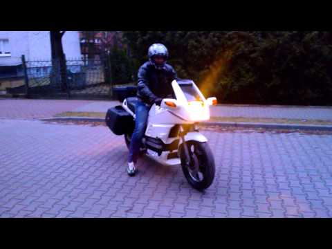 First ride - 30 years old BMW K100 RS