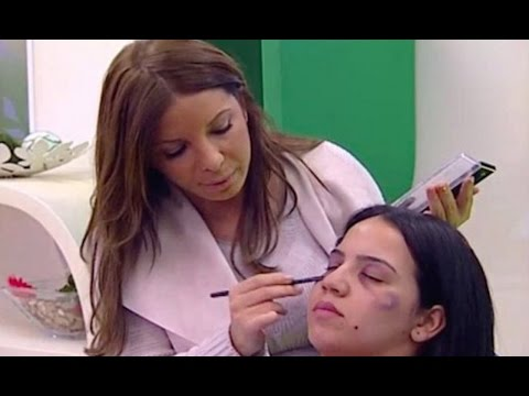 TV Station Airs Beauty Tips For Abuse Victims (VIDEO)