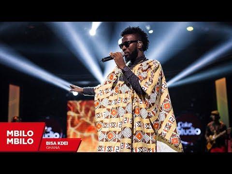 Bisa Kdei: Mbilo Mbilo (Cover) - Coke Studio Africa