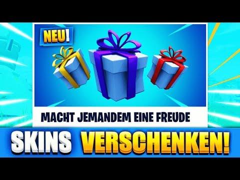 ICH SCHENKE DIR EINEN SKIN!! | NEUES UPDATE | Fortnite Season 6 Deutsch thumbnail