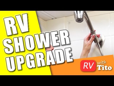 How To Get More Water Pressure In Your RV Shower - Oxygenics ...