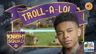 Knight Squad: Troll-A-LOL - Keep the Trolls at bay with your Magic (Nickelodeon Games)