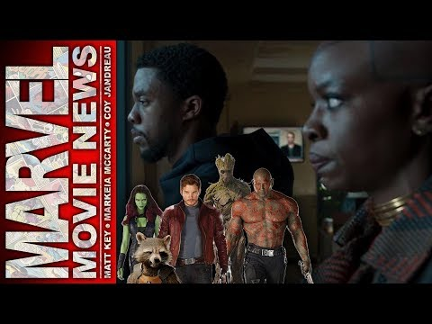 Black Panther Trailer Recap, Infinity War Theories and More | Marvel Movie News Ep 135