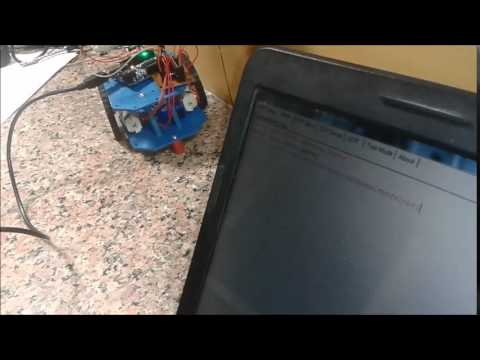 how to make a computer controlled robot