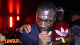 Stormzy & Section Boyz Shut Down #WickedSkengParty | @Stormzy1 | Link Up TV