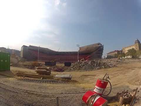 Bilbao video tour #20 San Mamés Stadium