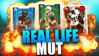 REAL LIFE ULTIMATE TEAM