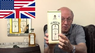 Whisky Review/Tasting: Aureum 5 years