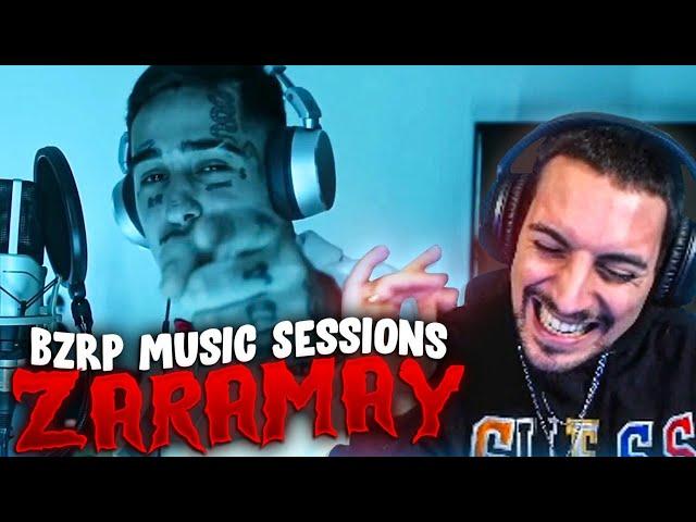 REACCIONANDO A Zaramay || BZRP Music Sessions #31 - Coscu