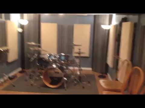 Recording Studio Tour - Diesel Dungeon Studio