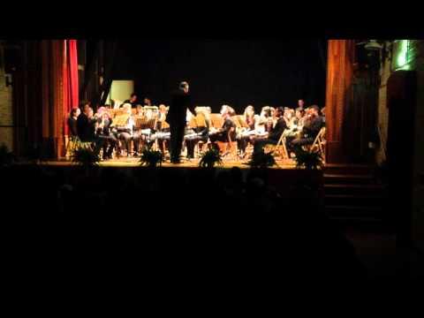 Jacob De Haan - Concerto d'amore - MiBe Wind Orchestra - Liceo Musicale di Pescara
