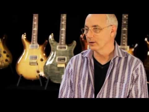 Paul Reed Smith Interview: PRS Talks Favorite Vintage Guitars