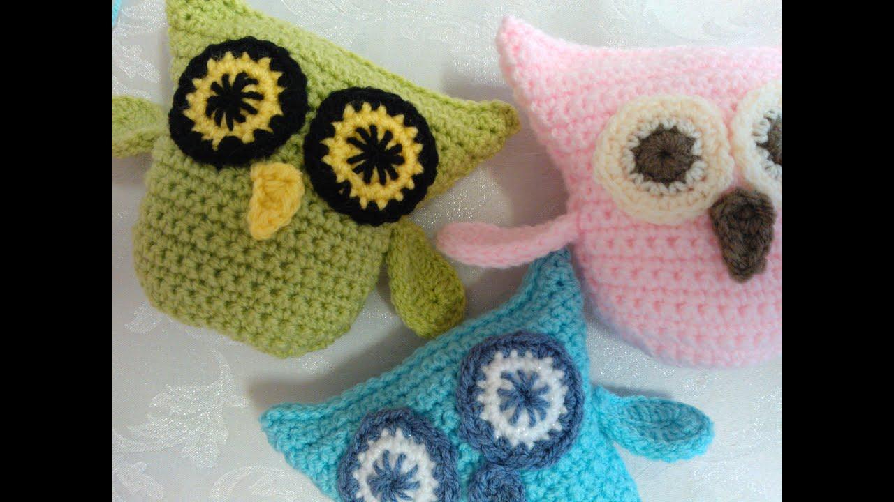 Beginner Friendly Owl Pattern (con imágenes)   Patrones amigurumi ...   720x1280