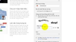 cách tạo, Đăng ký Email, Tạo Email với Gmail iNET