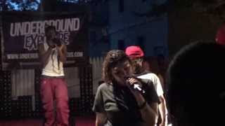Underground Exposure Cookout/Showcase (Tru Jerz & Zoo Stacks Performance)