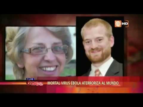 Mortal Virus ÉBOLA aterroriza al Perú y al Mundo!!
