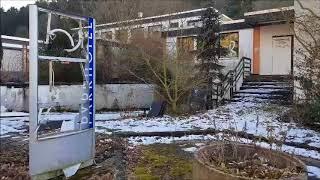Ein Schandfleck in Bad Münstereifel: das ehemalige Parkhotel