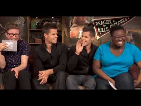 Charlie and Max Carver on Teen Wolf tastic