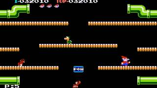 Yuletide Bros - Vizzed.com GamePlay (rom hack) - User video