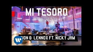 Download Zion & Lennox - Mi Tesoro (feat. Nicky Jam) |  Oficial MP3 song and Music Video