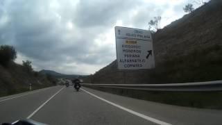 Ruta montes de Málaga y Axarquia Torrox Costa 09 04 17 003