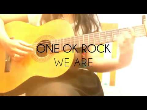 ONE OK ROCK - We Are [ Studio Jam Session ] (cover)