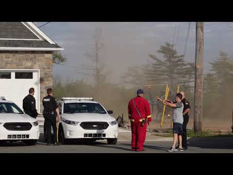 Cole Harbour Forest Fire 2018