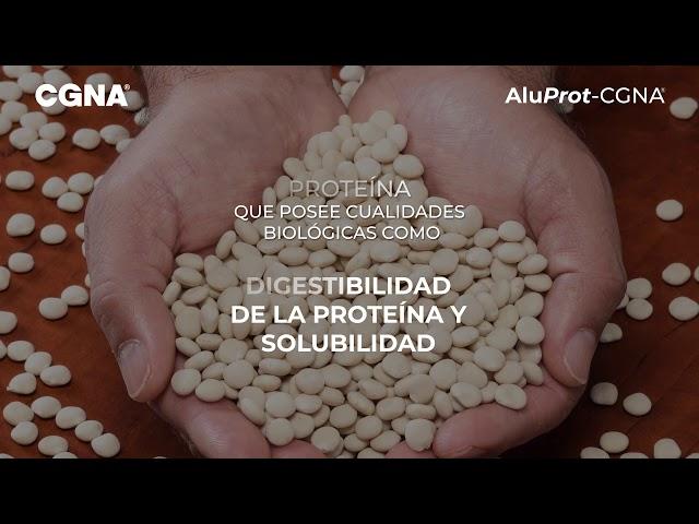 Conoce más de AluProt-CGNA y sus bondades