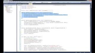 Tutorial 4 - Introduction to Shaders in OpenGL (code) by Jeffrey Chastine
