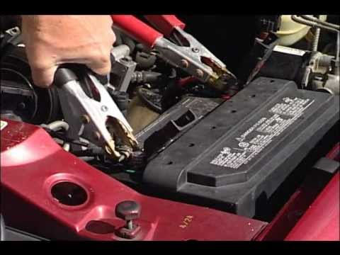 How To Charge Amp Test Your Car Battery Autozone Car Care