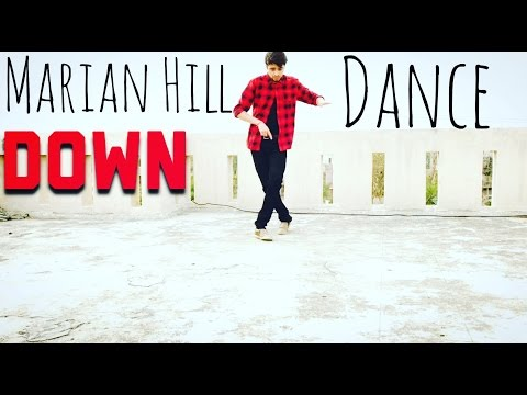 MARIAN HILL-DOWN (DANCE COVER)  Dance Choregraphy