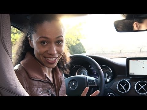 Mercedes-Benz TV: The new GLA put to the test.
