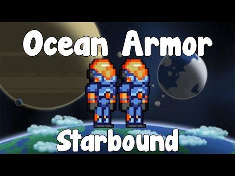 Ocean Armor , Hylotl Tier 7 Racial Armor - Starbound Guide - Gullofdoom - Guide/Tutorial - BETA